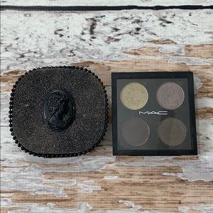 Mac eye shadow. Bundle. Used.